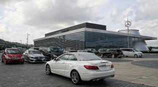 Mercedes-Fabrik: Wie steht es um die Zukunft der deutschen Automobilbranche?